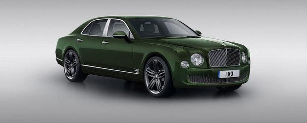 Bentley prezinta noua editie speciala Mulsanne Le Mans