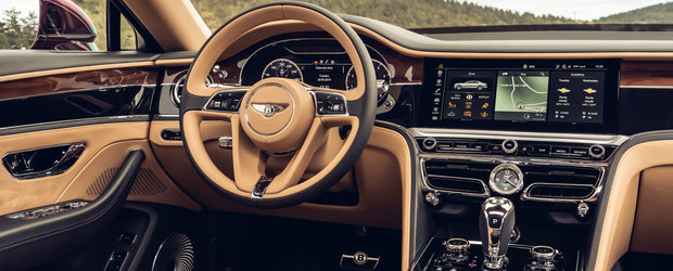 Bentley sustine ca nu exista in lume altul mai bun decat el. Cat costa in Europa noul Flying Spur