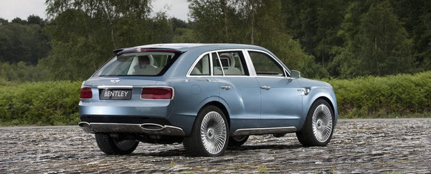 Bentley va produce primul sau SUV