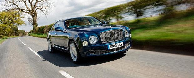 Bentley vrea sa lanseze masini blindate destinate pietelor din America Latina