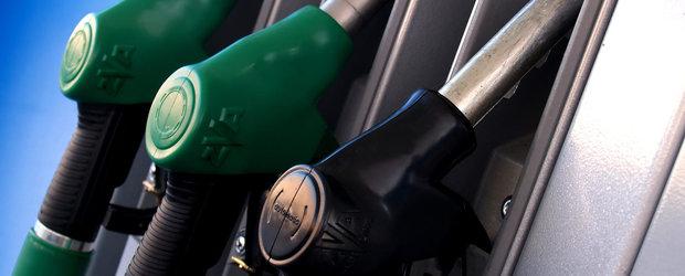 Benzina a atins un nou record istoric de scumpire!