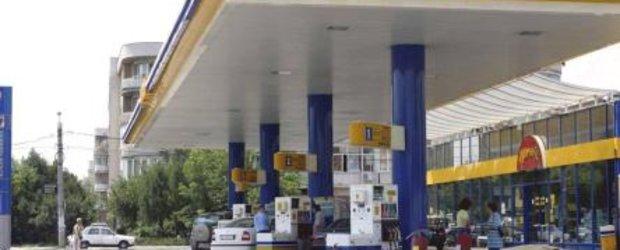 Benzina s-a ieftinit in aceasta dimineata la statiile Petrom