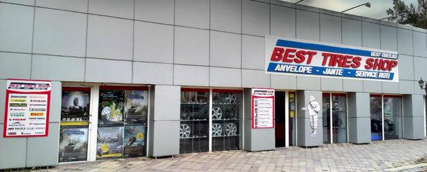 Best Tires Shop, servicii complete de calitate pentru rotile masinii tale