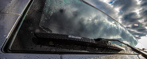 BFGoodrich lanseaza stergatoarele de parbriz speciale pentru off-road