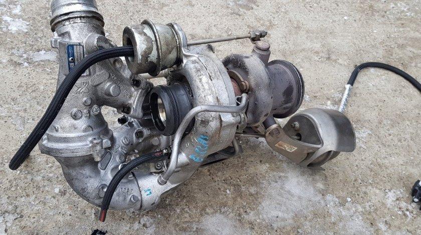 Bi-turbo Turbina Mercedes GLK X204 2.2 CDI 2010 2011 2012