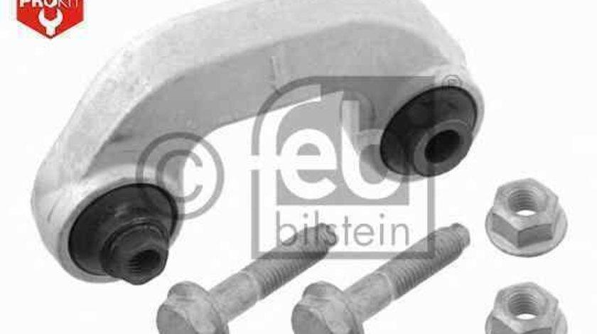 Bieleta stabilizator antiruliu AUDI A4 Cabriolet 8H7 B6 8HE B7 FEBI BILSTEIN 21924