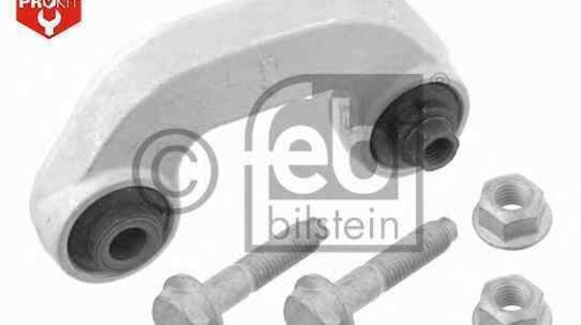 Bieleta stabilizator antiruliu AUDI A4 Cabriolet 8H7 B6 8HE B7 FEBI BILSTEIN 21926