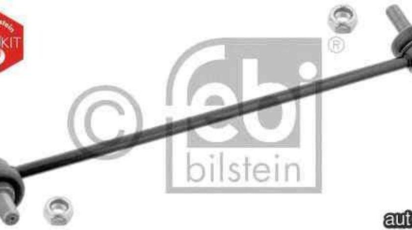 Bieleta stabilizator antiruliu HYUNDAI SANTA FÉ II (CM) FEBI BILSTEIN 28576