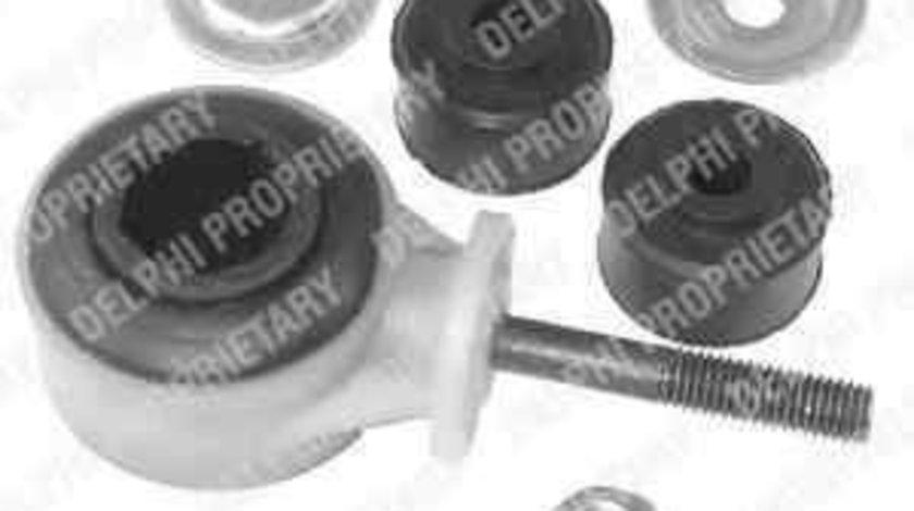 Bieleta stabilizator antiruliu OPEL ASTRA F Cabriolet (53_B) DELPHI TD270W