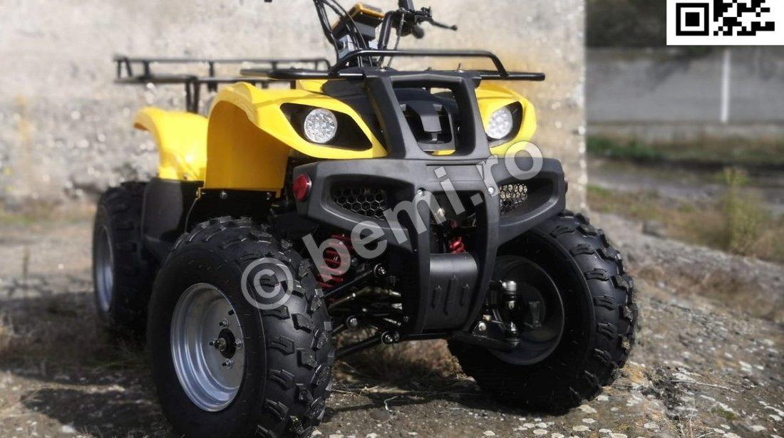 BIG HUMMER Mega Grizzly 200CVT Full Automatic R10