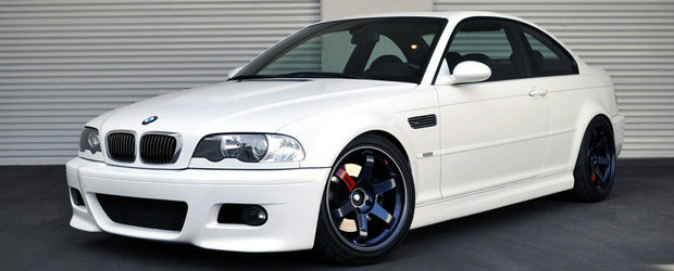 Black Friday: super oferta la bara M-Technik pentru BMW E46