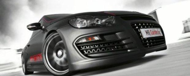 Black Rocco by MR Car Design