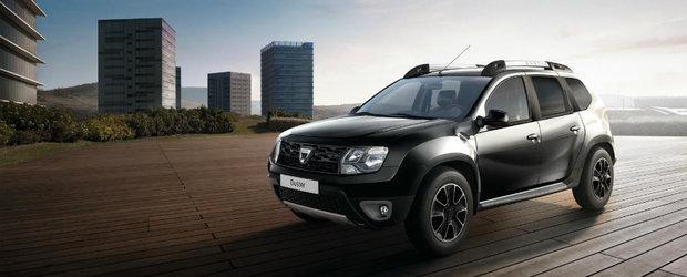 Black Touch este exact schimbarea de care avea nevoie Dacia Duster. Nu crezi?