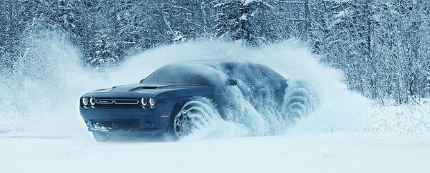 Blasfemie! Dodge a lansat Challenger-ul cu tractiune integrala