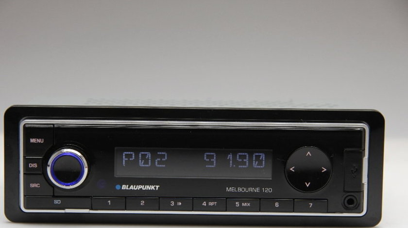 Blaupunkt Melbourne 120 cu USB/SD,intrare auxiliara Montaj in toata RO