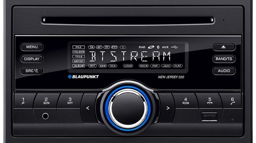 Blaupunkt New Orleans 220 USB intrare auxiliara Montaj in toata Ro