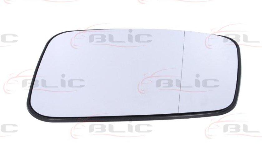 Blic sticla oglinda stanga pt volvo 850, s40, s70, s90, v40, v70