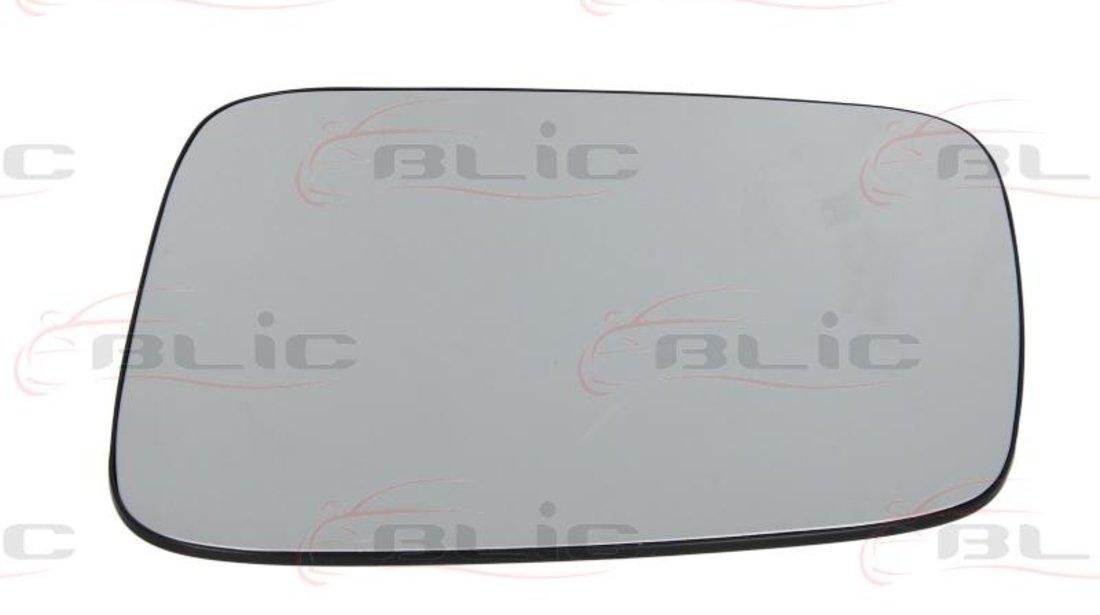 Blic sticla oglinda stanga pt vw transporter 4 90-2003
