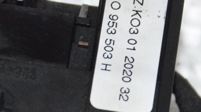 Bloc 2 manete cu calculator Skoda Octavia 1 / 4B0953503H