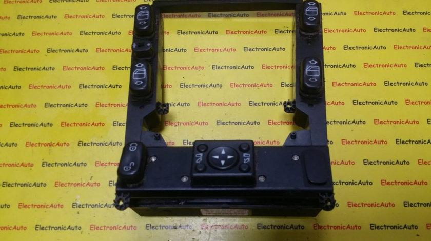Bloc Butoane Comenzi Geamuri, Oglinzi Mercedes ML, A1638205010, 03751710