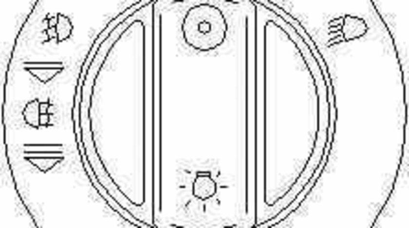 Bloc lumini AUDI A4 8E2 B6 TOPRAN 109 929