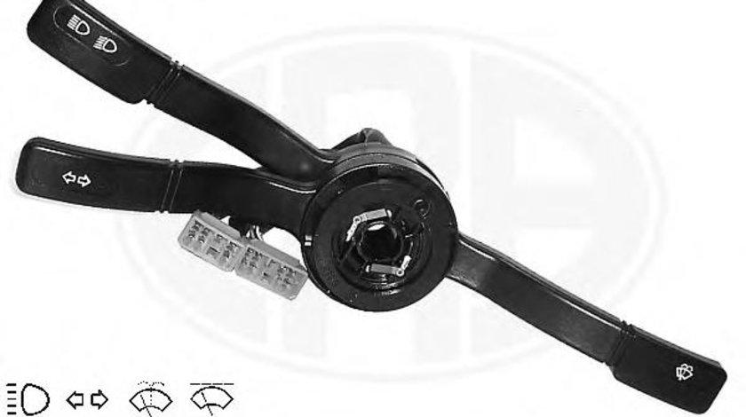Bloc lumini Citroen Jumper , Fiat Ducato, Peugeot Boxer (230) 1994-2002, Maneta lumini, semnalizare stergatoare cu 9+7 pini , cod OE 1301756808 Kft Auto