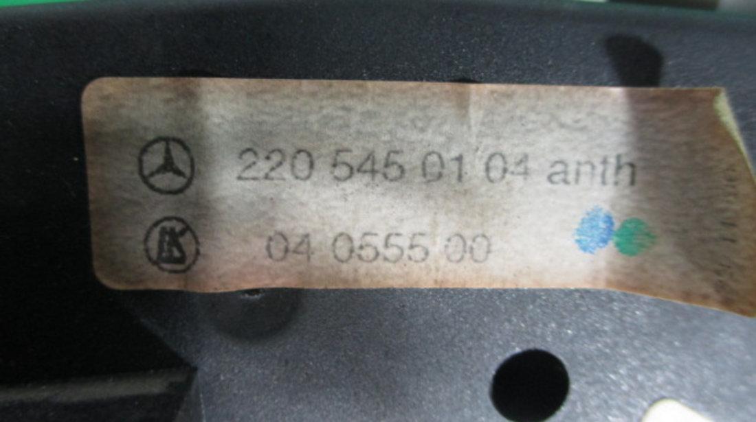 BLOC LUMINI COD 2205450104 MERCEDES S-CLASS W220 FAB. 1998 - 2005 ⭐⭐⭐⭐⭐