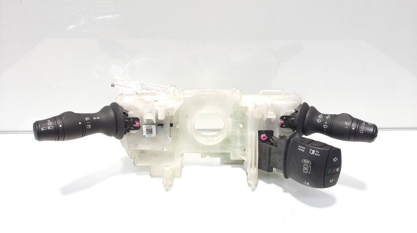 Bloc lumini cu maneta semnalizare, maneta stergator si comenzi audio, cod 255670017R, Renault Scenic 3 (id:438781)