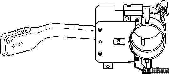Bloc lumini de control SKODA FABIA limuzina 6Y3 4MAX 0602010061P