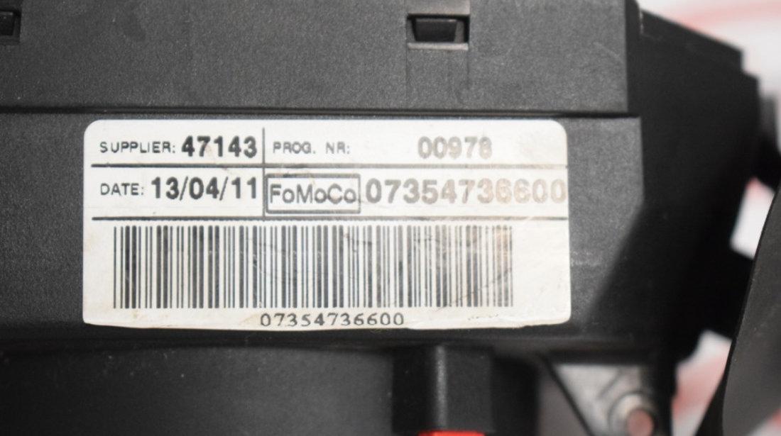 Bloc lumini semnalizare stergatoare spirala volan complet Ford Ka 07354736600 2011 441