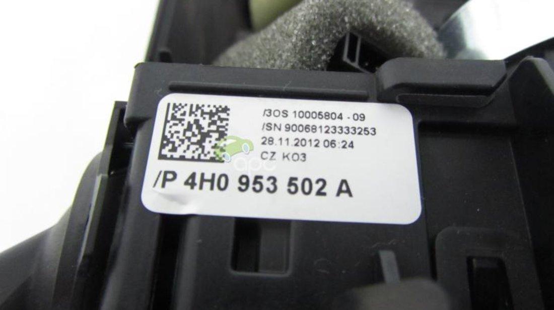 Bloc manete Audi A8 4H (2011-2015) cod 4H0953502A
