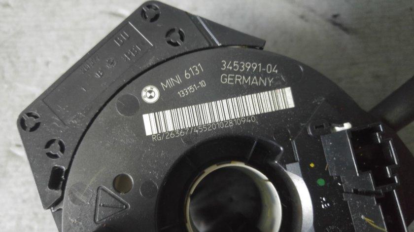 Bloc manete lumini semnalizare cu spirala volan mini cooper r56 2007-2013 3453991-04