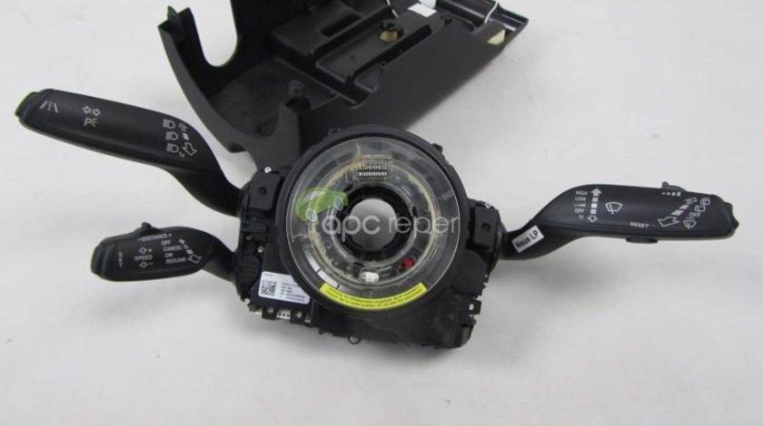 Bloc manete + Tempomat cu distronic Audi A4 8K Facelift Avant A6