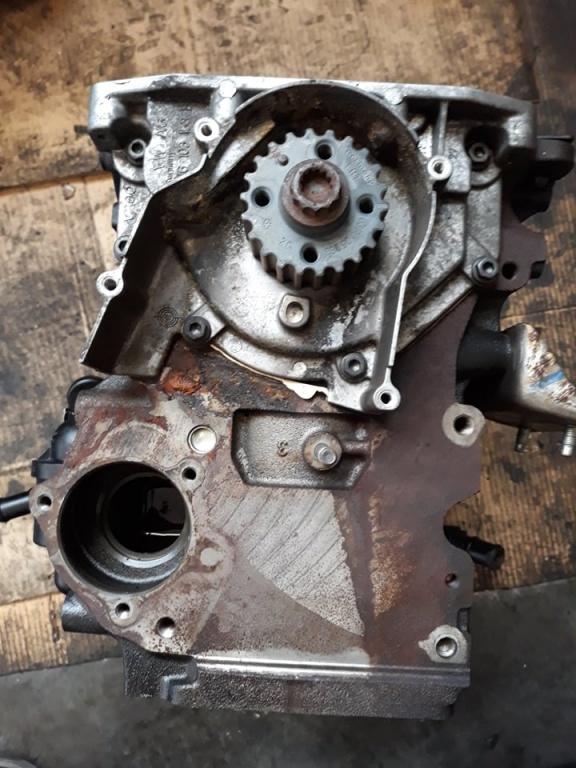 Bloc motor complet ambielat 2.0 tdi cff vw passat cc b7 tiguan golf 6 skoda superb ureche rupta