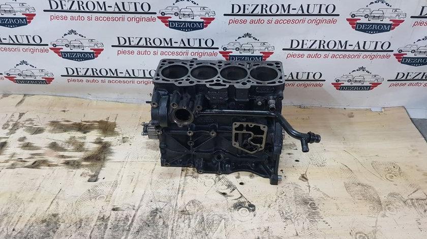 Bloc motor cu vibrochen si pistoane 03G021AC audi a4 b7 2.0 tdi bva 163 cai