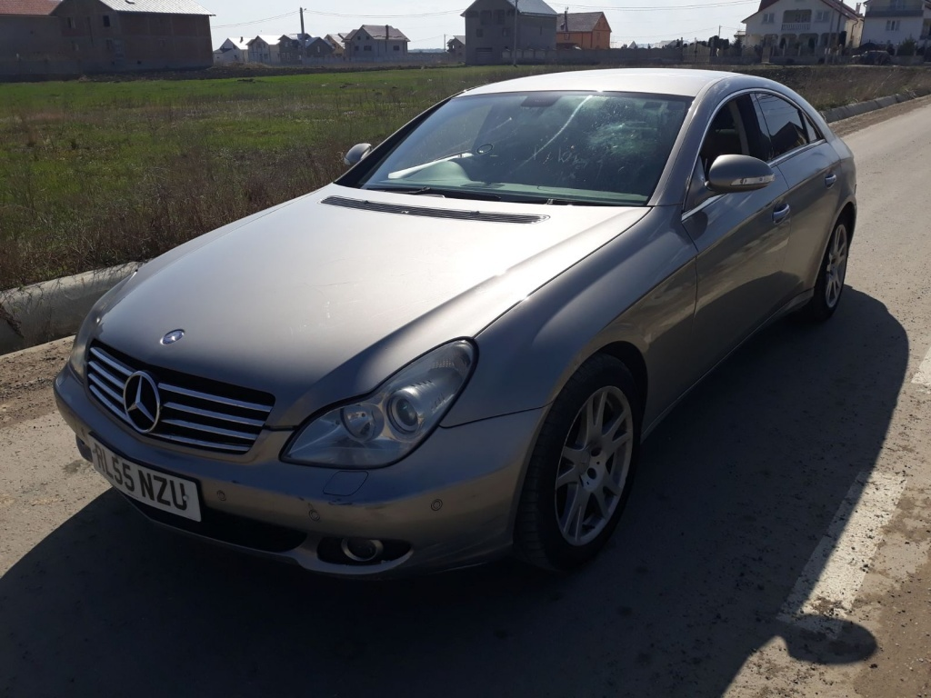 Bloc motor Mercedes CLS W219 2006 coupe 3.0 cdi om642 224hp