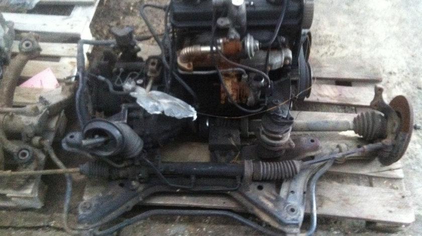 Bloc motor Volkswagen Golf generatia 3 [1991 - 1998] Hatchback 3-usi 1.9 TDI MT (110 hp) (1H1)