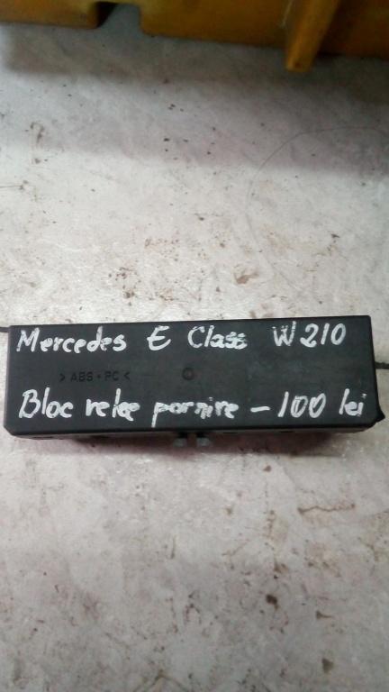 Bloc relee pornire Mercedes E Class W210 cod A0005400372