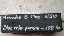 Bloc relee pornire Mercedes E Class W210 cod A0005...