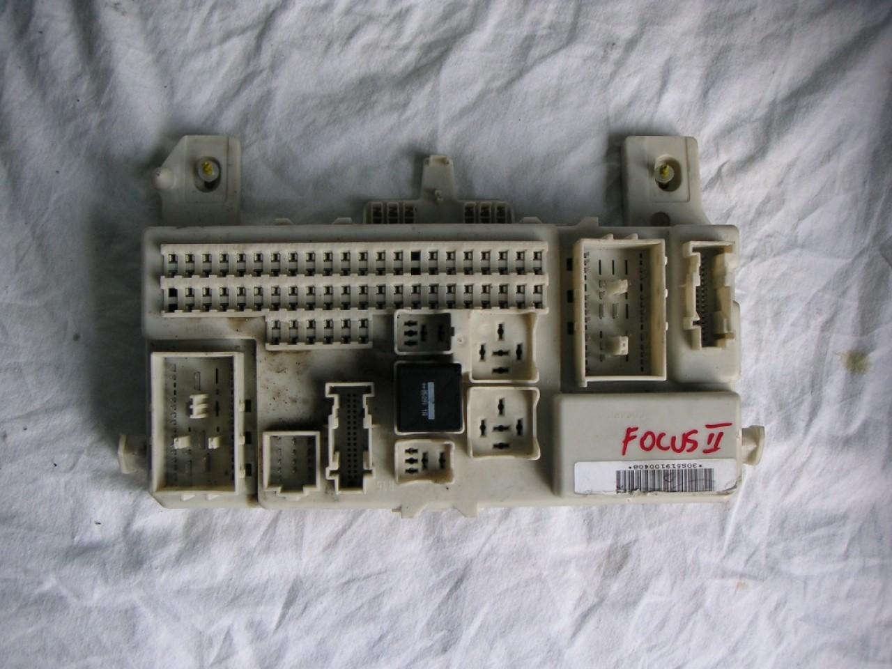 Bloc sigurante relee Ford Focus 2 cod 4M5T14014
