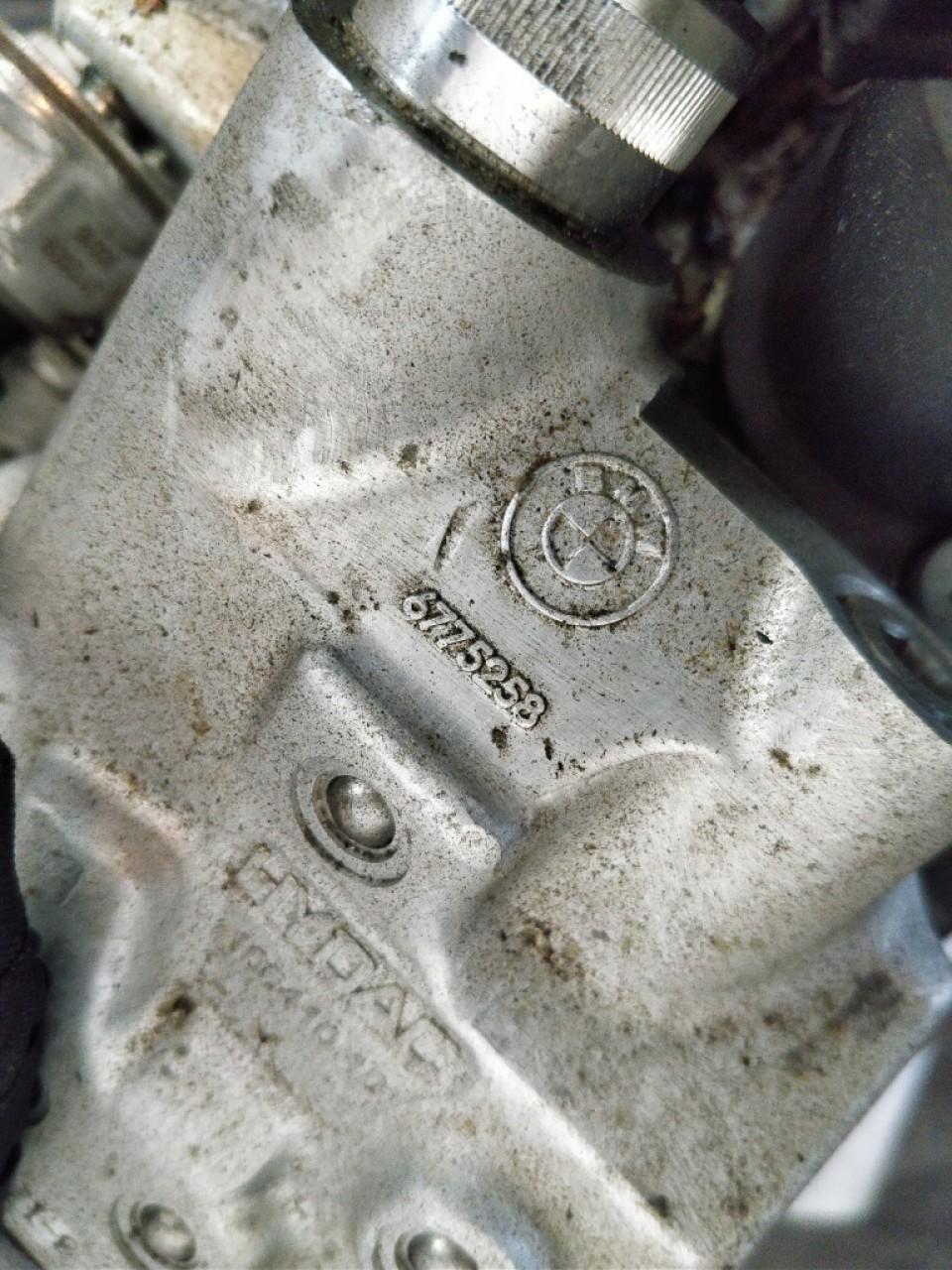 Bloc valve Dynamic Drive BMW F07 // F10 // F11 // F01 // F02 // F06 // F12 // F13