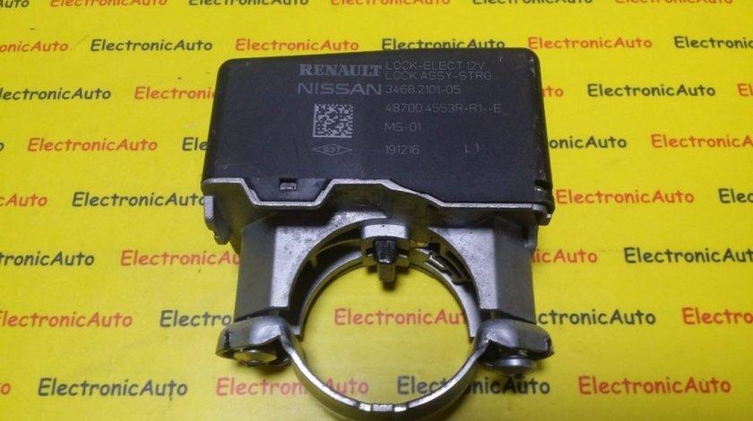 Blocator Coloana Ax Volan Nissan Qashqai, 3468210105, 487004553RR1E