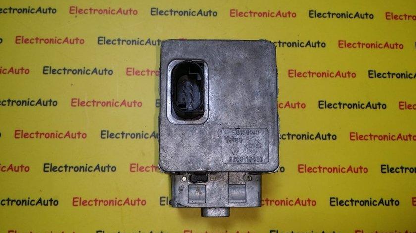 Blocator volan Renault Megane 8200110033