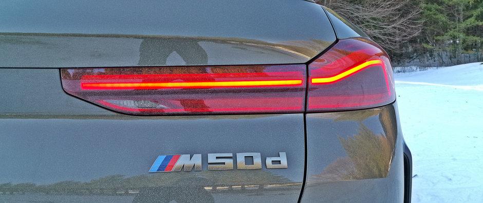 BM X6 M50d