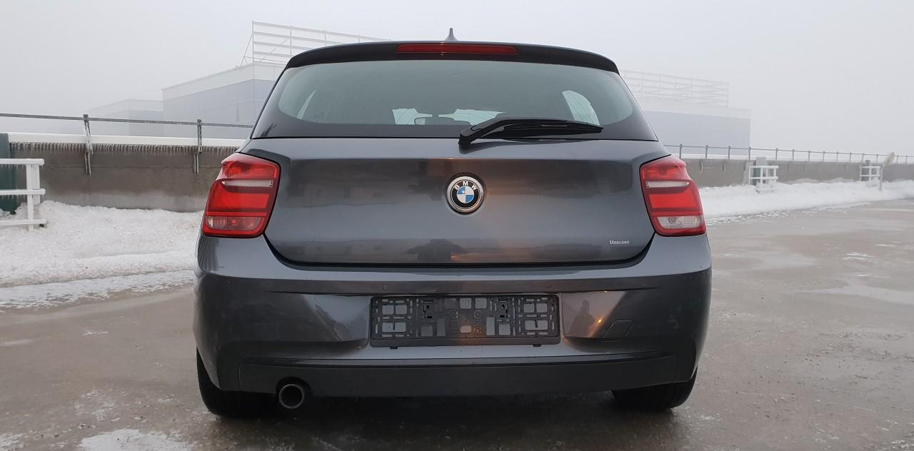 BMW 118 2.0 2012