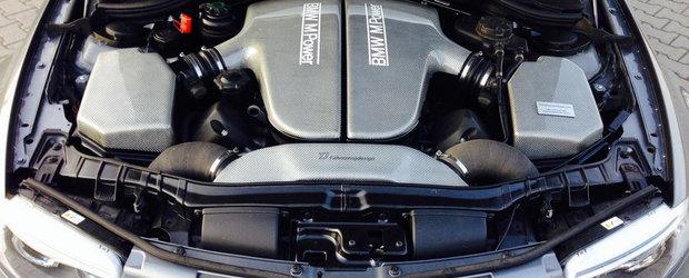 BMW 118d cu motor V10: Reteta unui tuning de 85.000 de euro