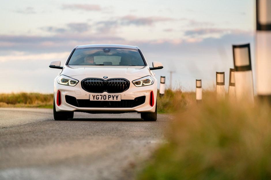 BMW 128ti - Galerie foto