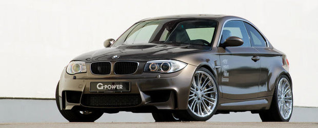 BMW 1M Coupe by G-Power - Operatiunea V8 supercharged