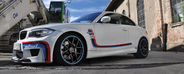 BMW 1M Coupe by Sportec