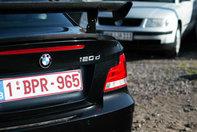 BMW 1M transformat in 120d
